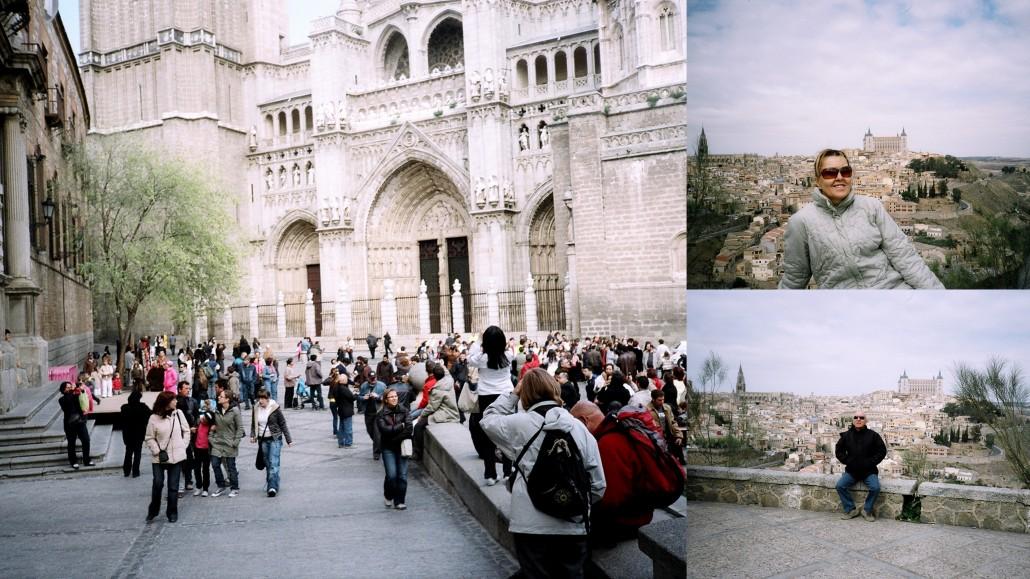 Toledo İspanya