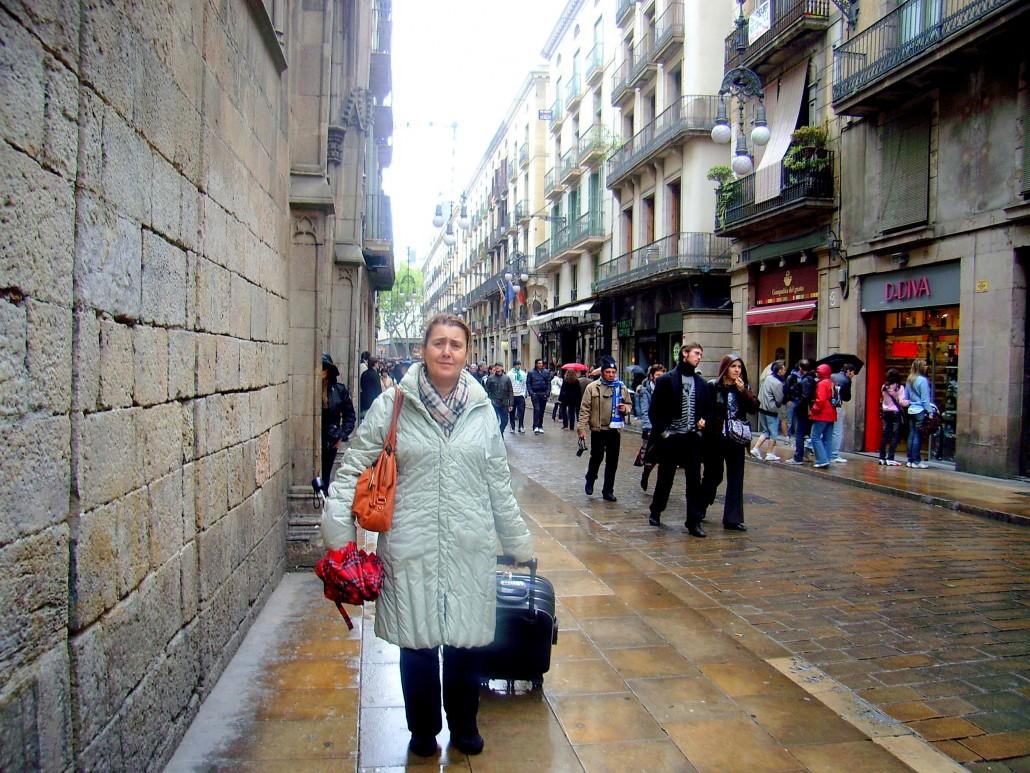 Barselona Barrri Gotic