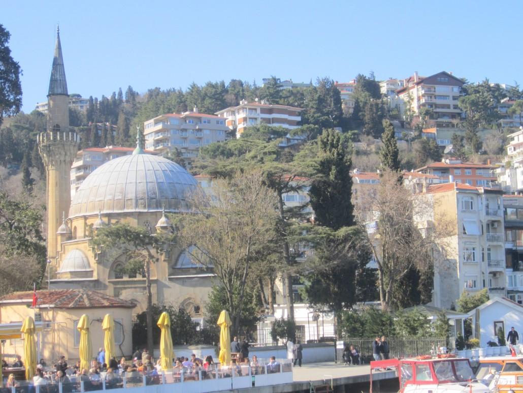 Boğaziçi Bebek Hümayûn-u Âbad Camii