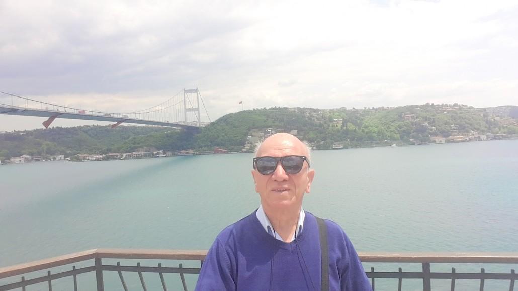 Borusan Perili Köşk'ten Boğaziçi İstanbul