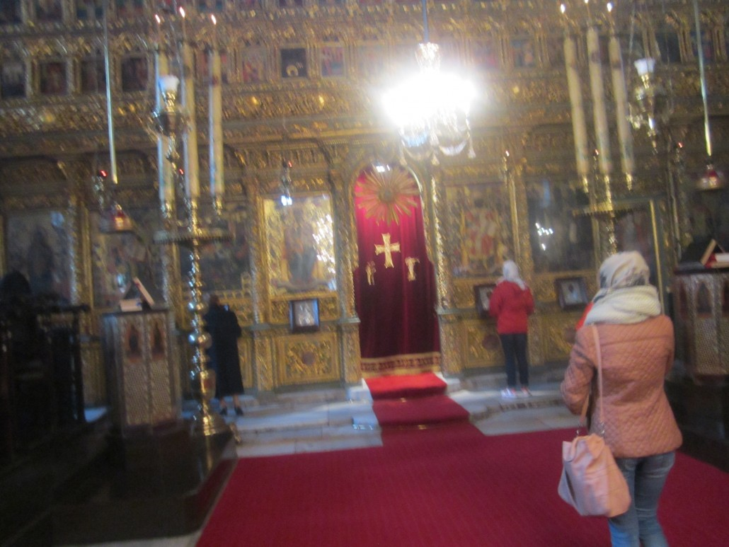 Fener Rum Ortodoks Patrikhanesi