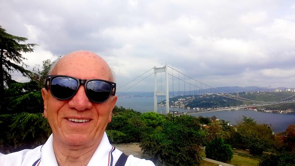 Hisarüstü Doğa Tepe Parkı İstanbul