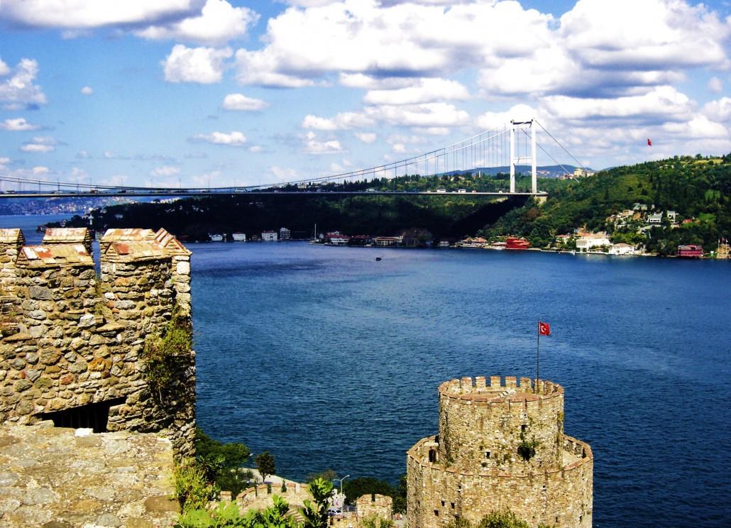 Fatih Sultan Mehmet Köprüsü İstanbul