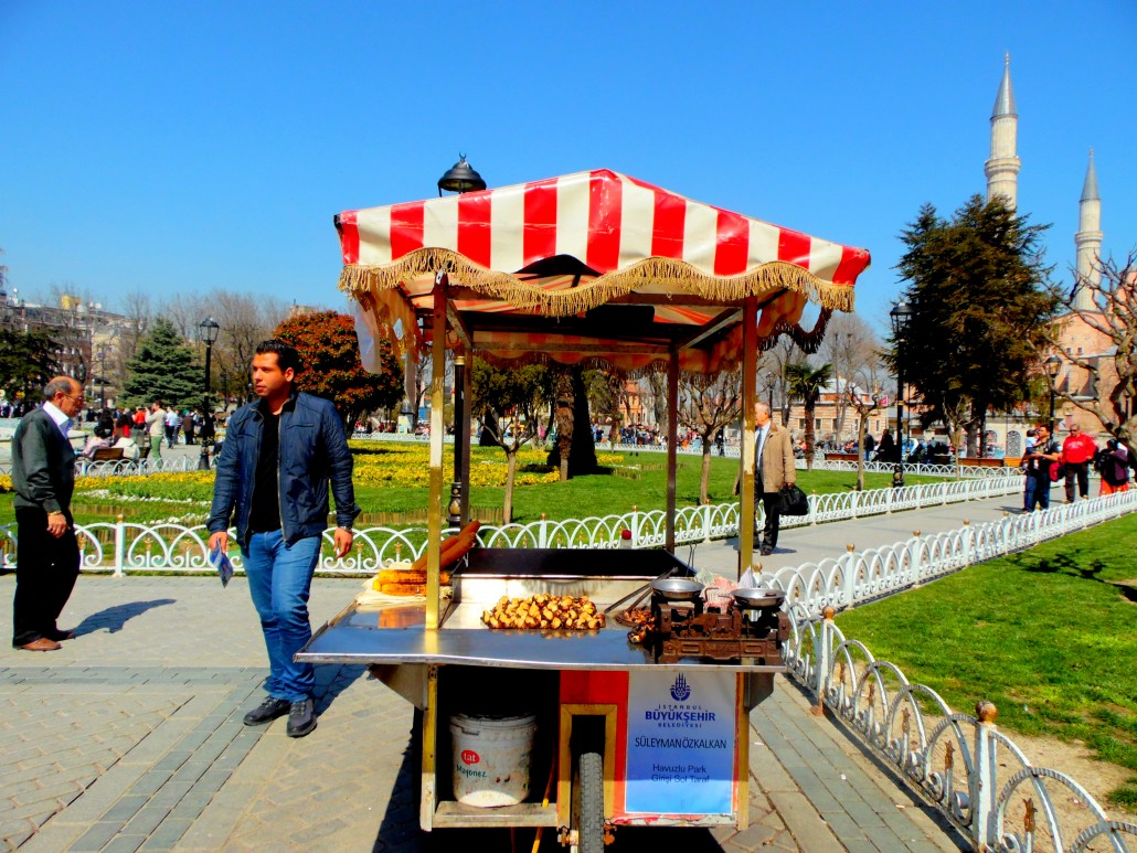 İstanbul Sultanahmet Meydanı