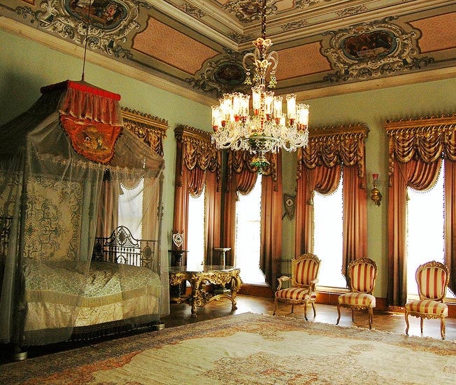 Abdülmecit'in yatak odası