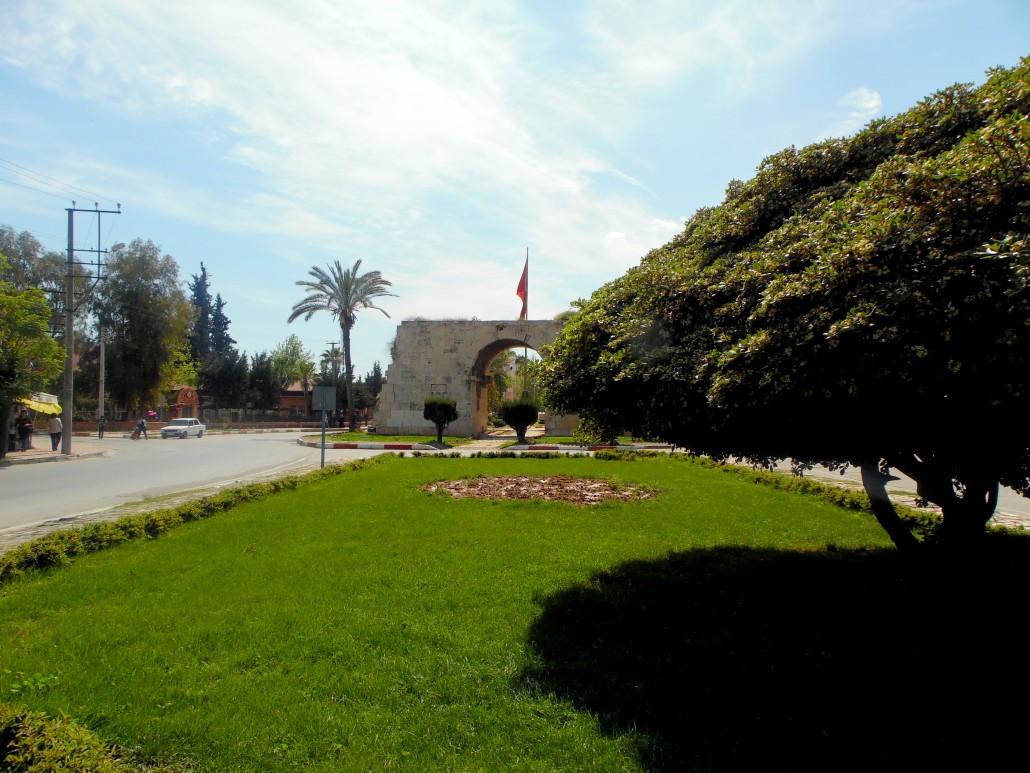Tarsus Kleopatra Kapısı