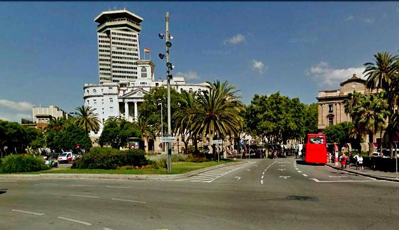 Kolomb Meydanı Barselona