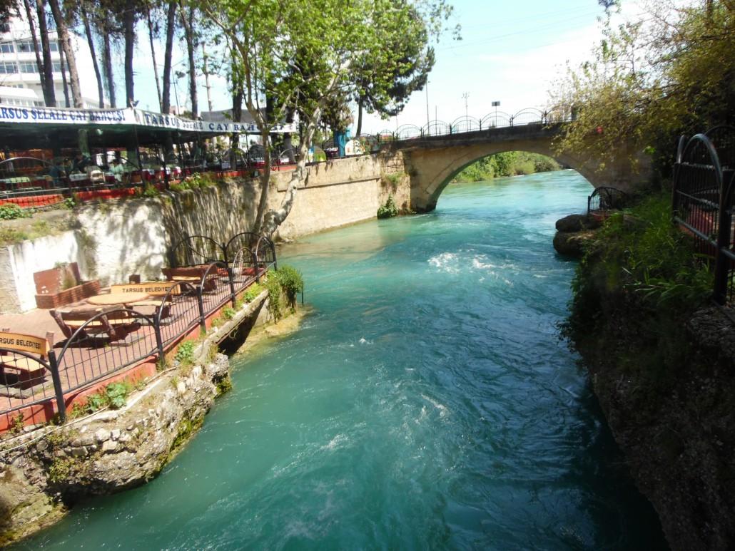 Tarsus Berdan Nehri ve Taş Köprü