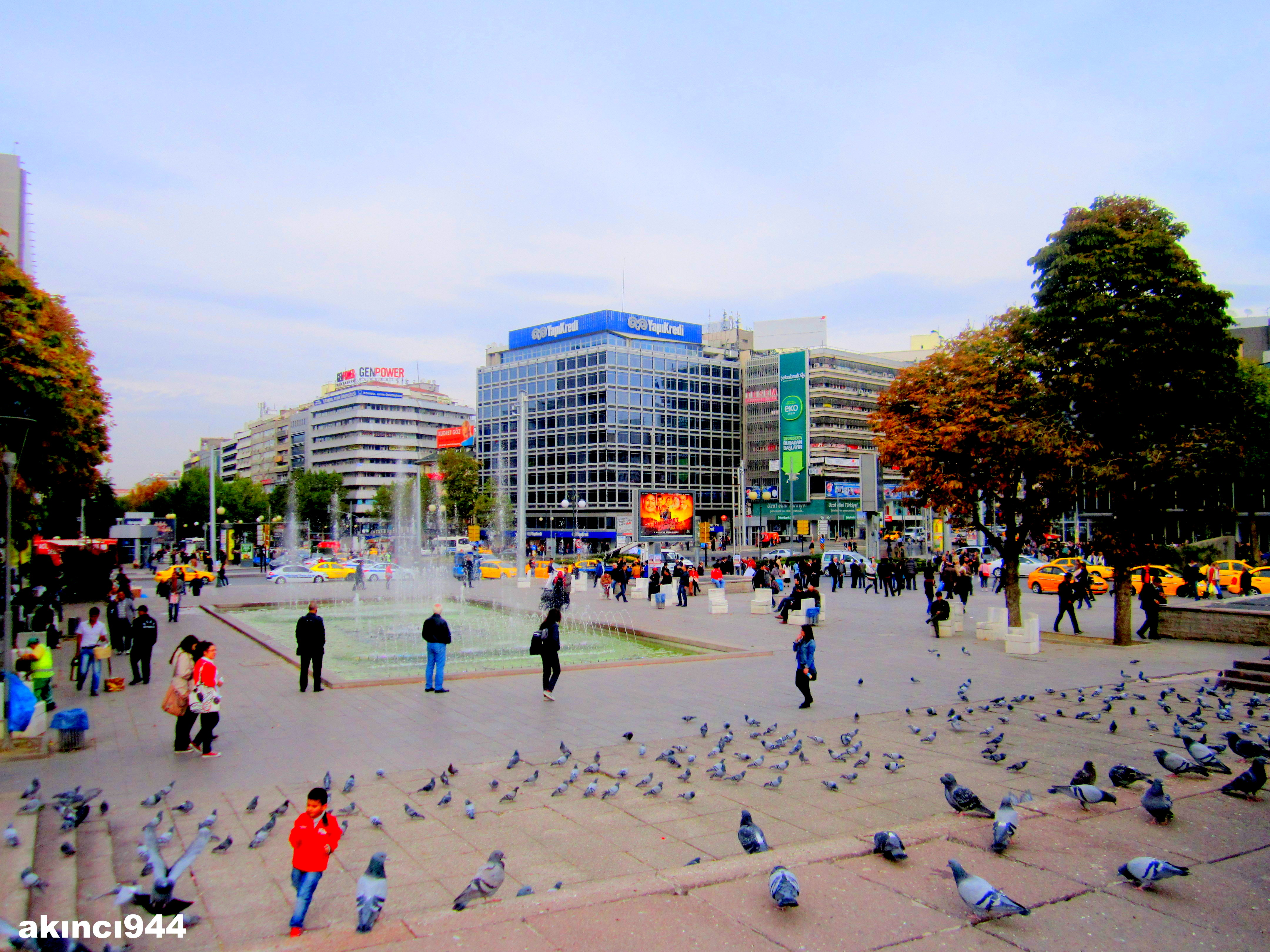 AKINCI 944 - Ankara-Kızılay Meydanı