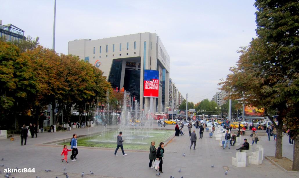 Kızılay Meydanı Ankara