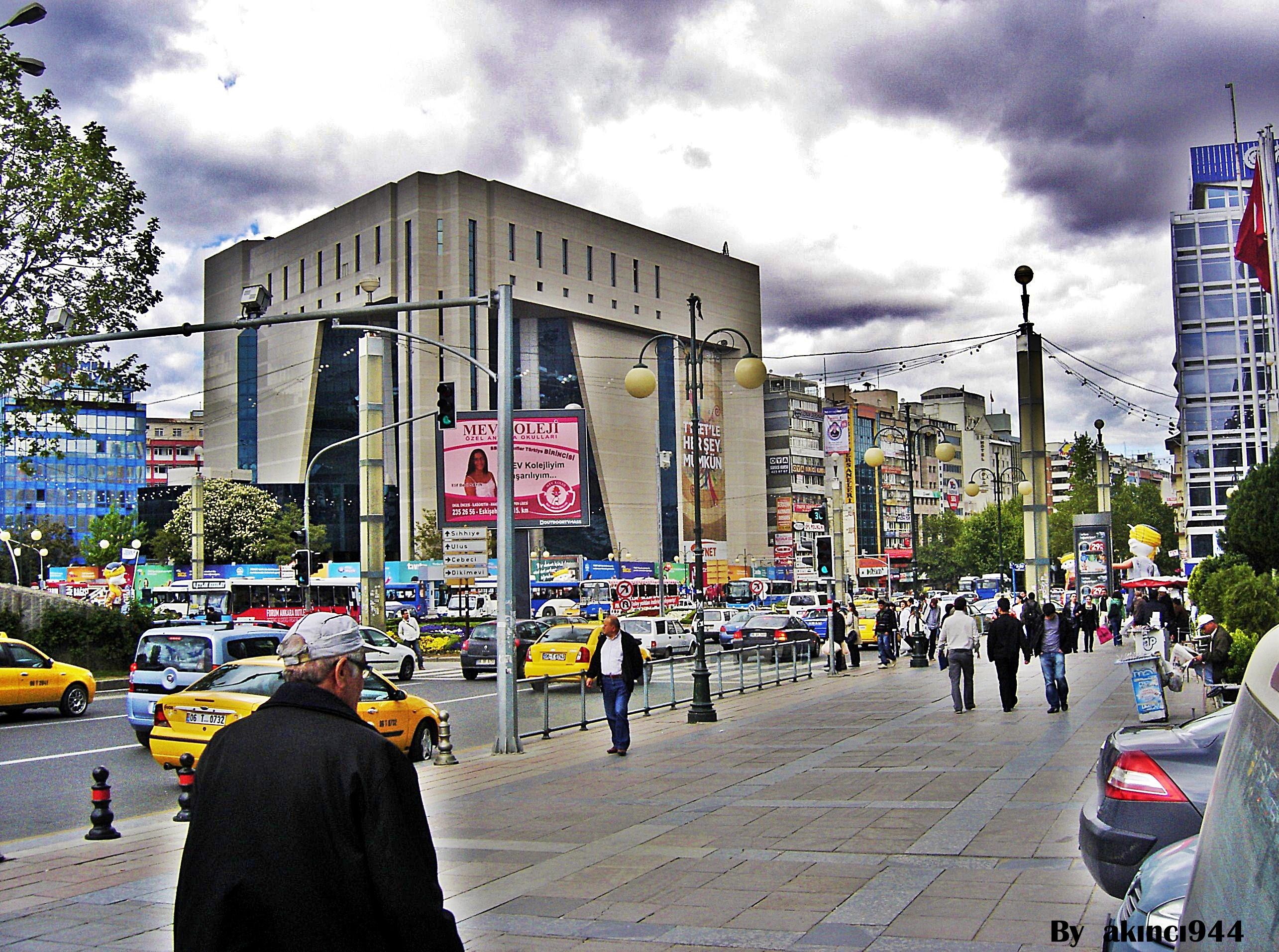 AKINCI 944 - Ankara Kızılay Meydanı