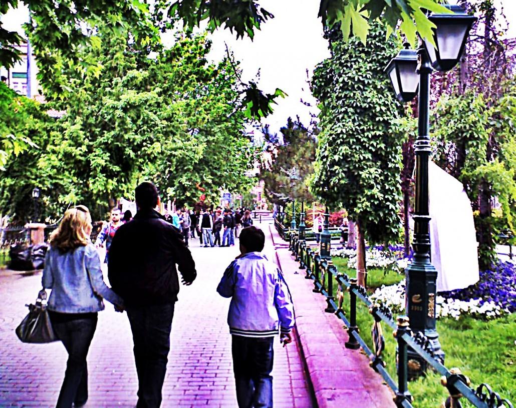 Porsuk Bulvarı  Eskişehir