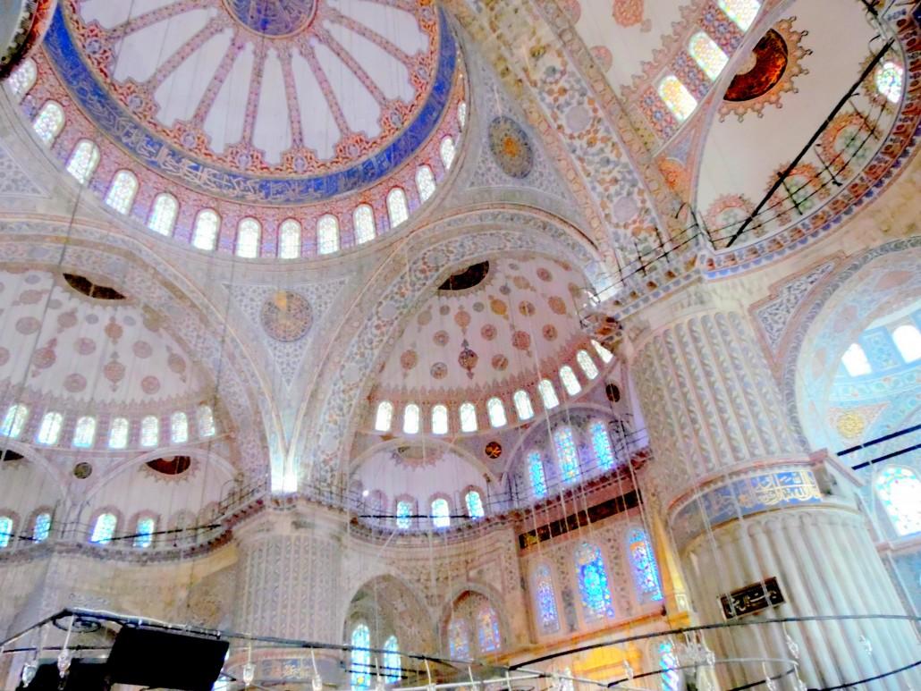 Sultanahmet Camii İstanbul