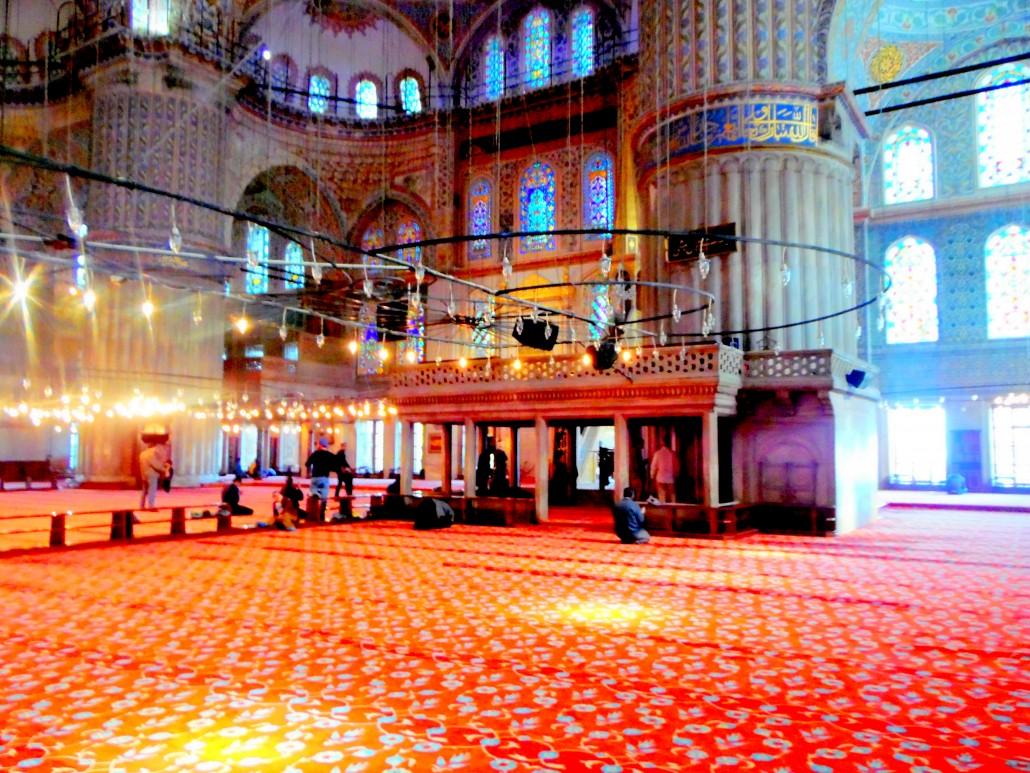 Sultanahmet Camisi İstanbul
