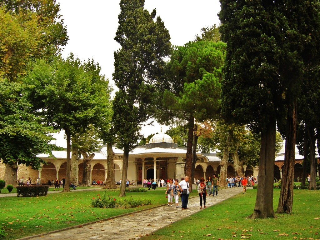 EYLÜL 2011 İSTANBUL TOPKAPI 096