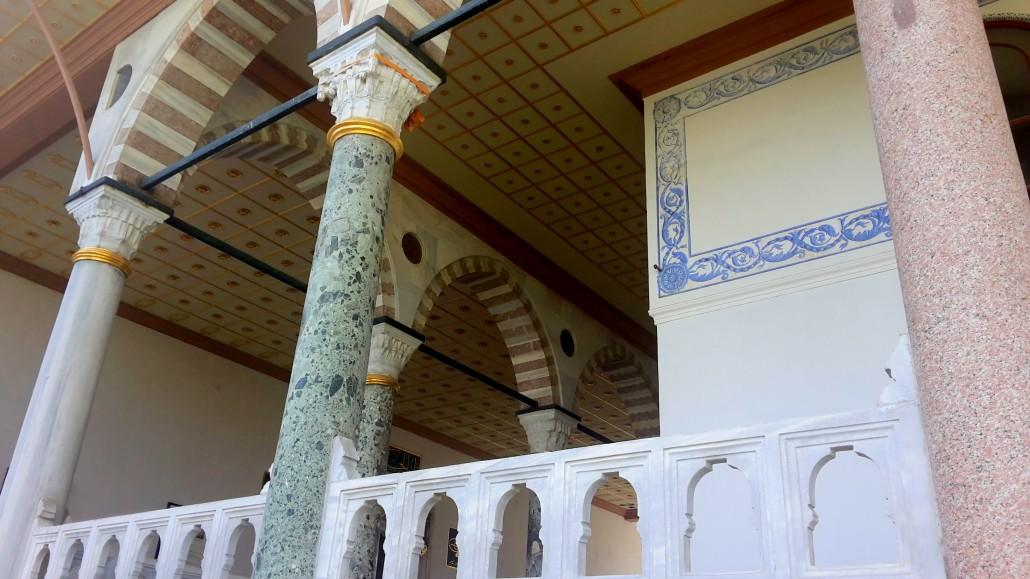 İstanbul Enderun Avlusu Arz Odası