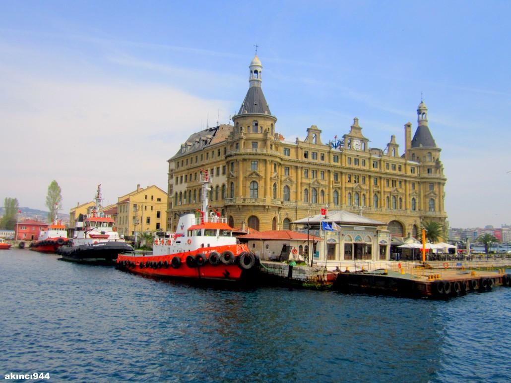Haydarpaşa Garı Kadıköy İstanbul