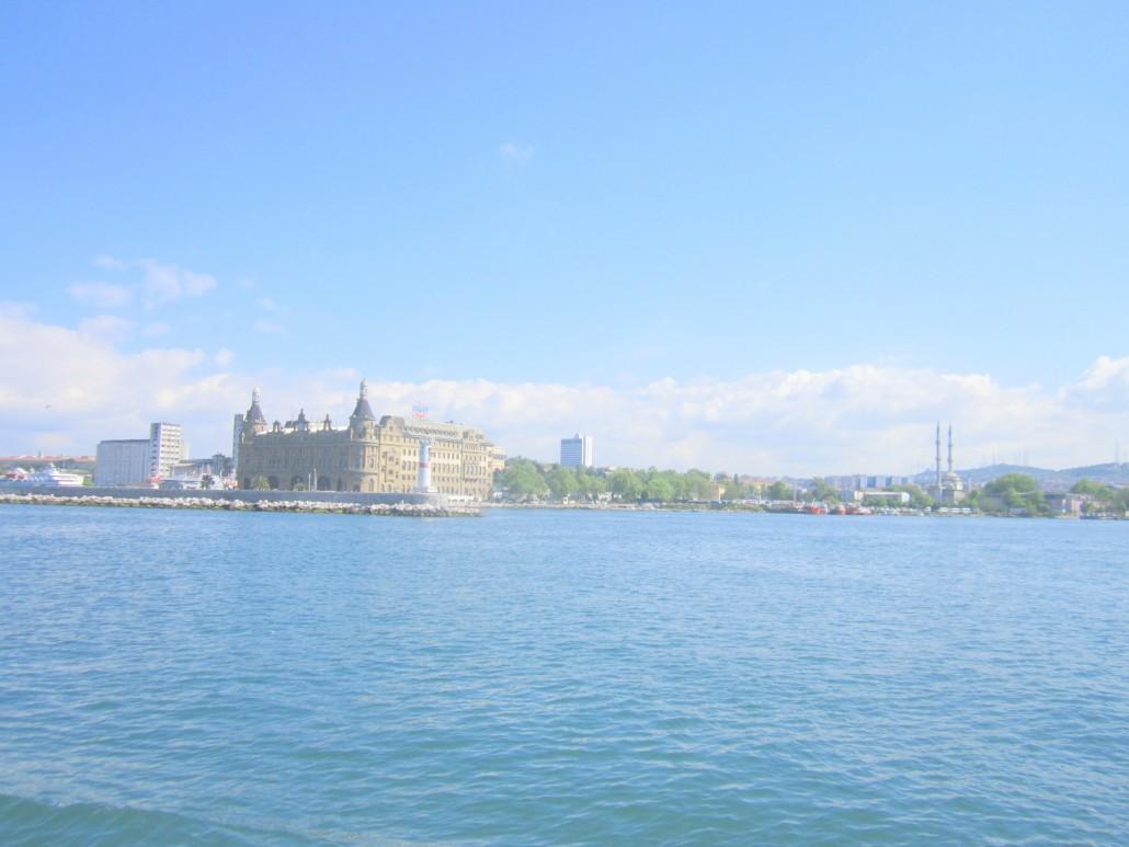 Kadıköy Haydarpaşa Garı İstanbul