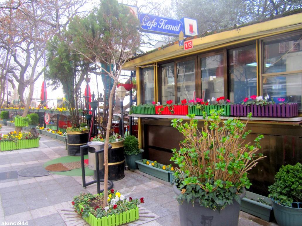 Kadıköy Moda Kıyıları İstanbul