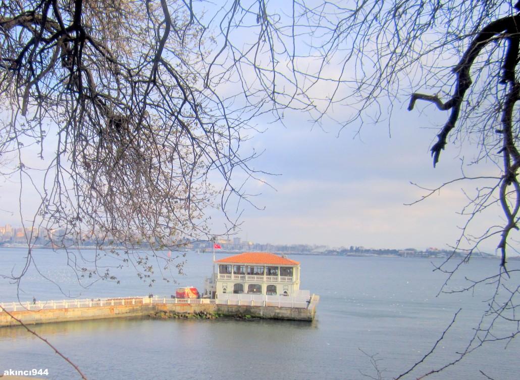 Kadıköy Moda İskelesi İstanbul