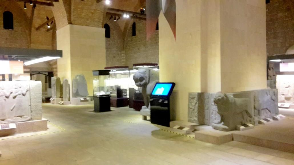 Ankara Anadolu Medeniyetleri Müzesi