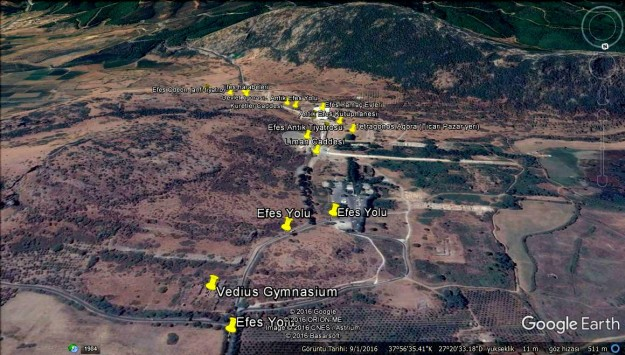 Google Antik Efes