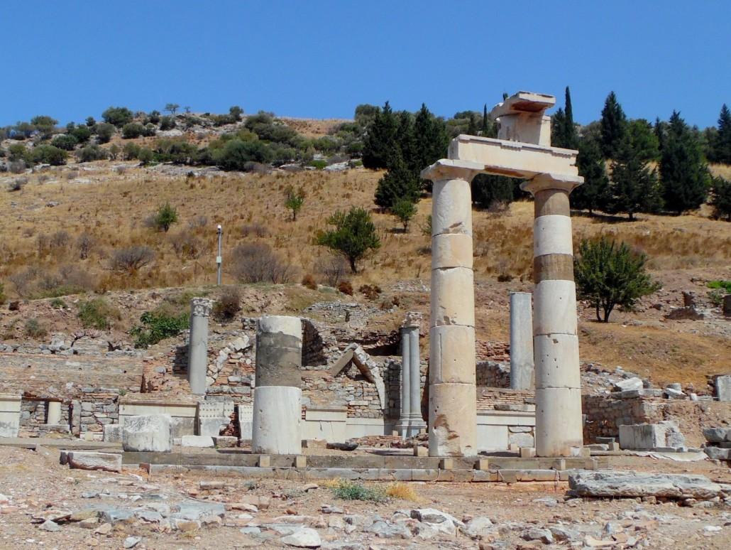 Efes Antik Kenti Praytanaeion-Belediye Binası