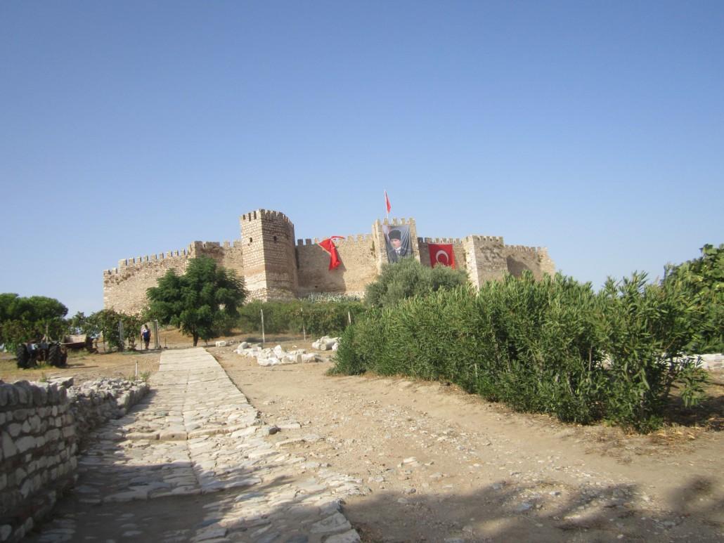 Aysuluk Kaaalesi Selçuk İzmir