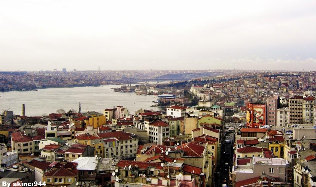 Altın Boynuz Haliç İstanbul
