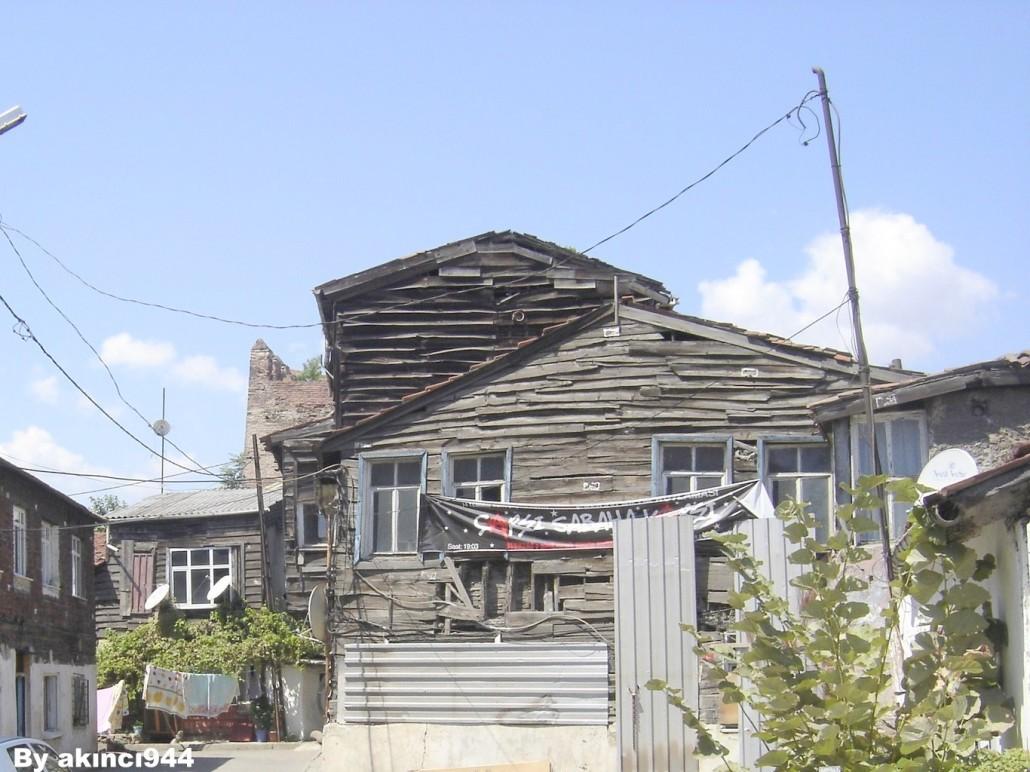 Ayvansaray Mahallesi Fatih İstanbul