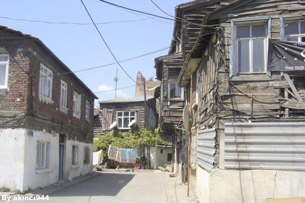 Ayvansaray Mahallesi Fatih İstanbul (2009)