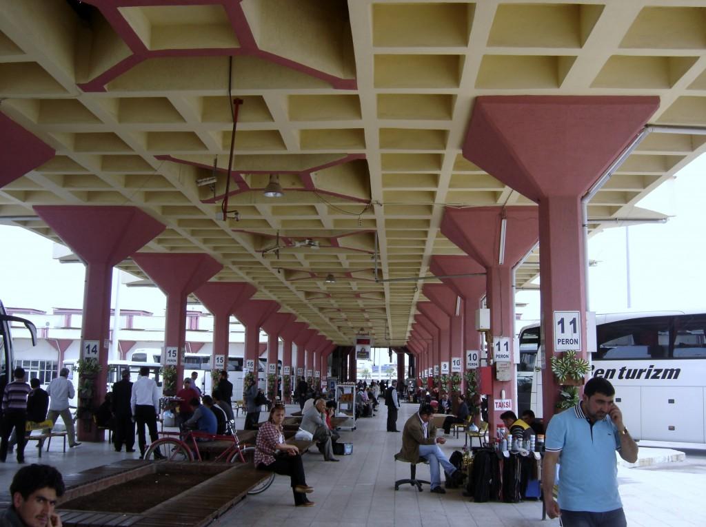 Adana otobüs Terminali