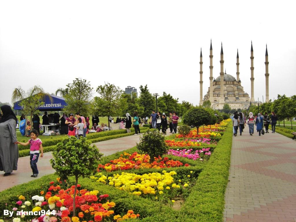 Adana Merkez Parkı