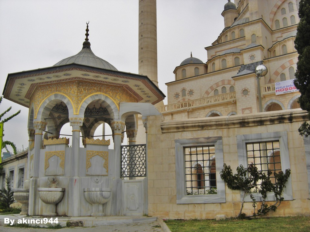 Sabancı Merkez Camisi-Adana