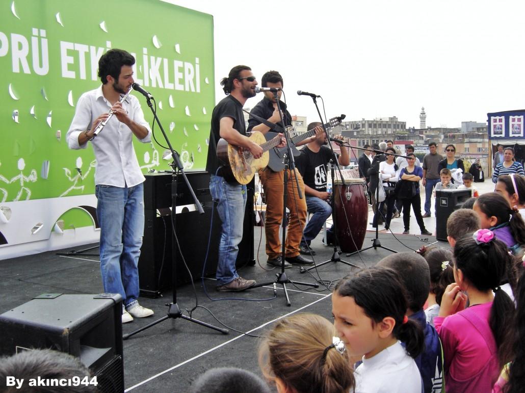 Adana Taş Köprü etkinlikleri