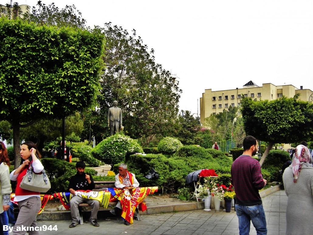 Adana İnönü Parkı
