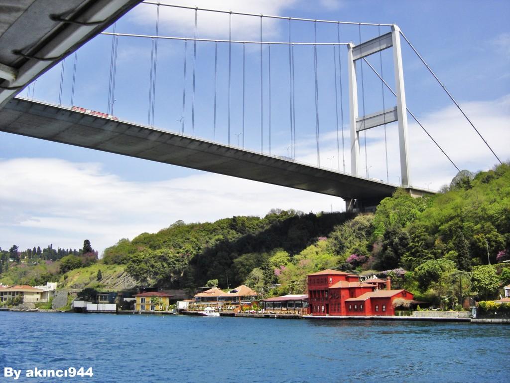 Fatih Sultam Mehmet Köprüsü-Hekimbaşı Yalısı