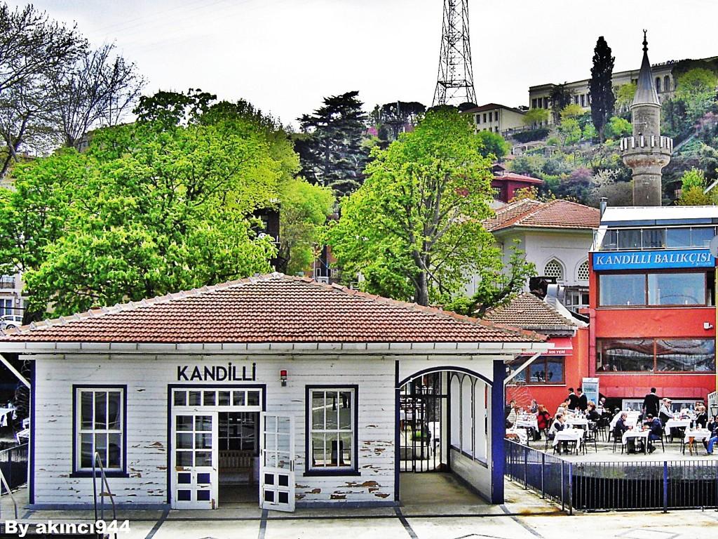 Kandilli İskelesi İstanbul