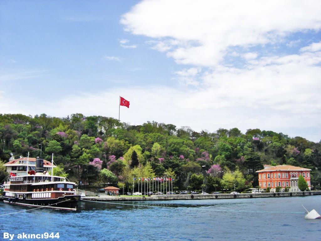 Emirgan Korusu İstanbul