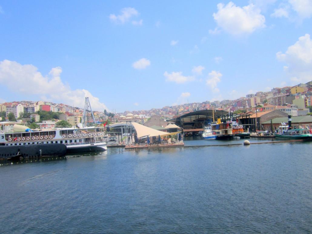 Hasköy ve Rahmi M. Koç Sanayi Müzesi