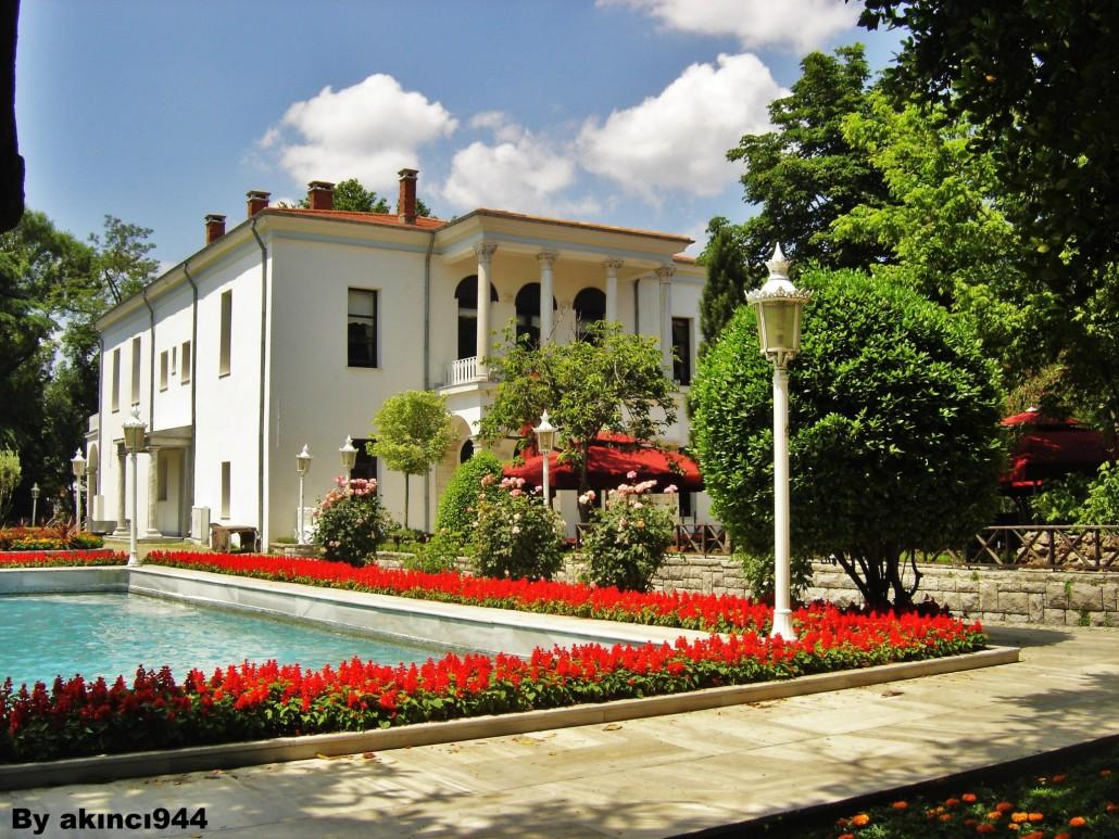İstanbul Emirgan Korusu