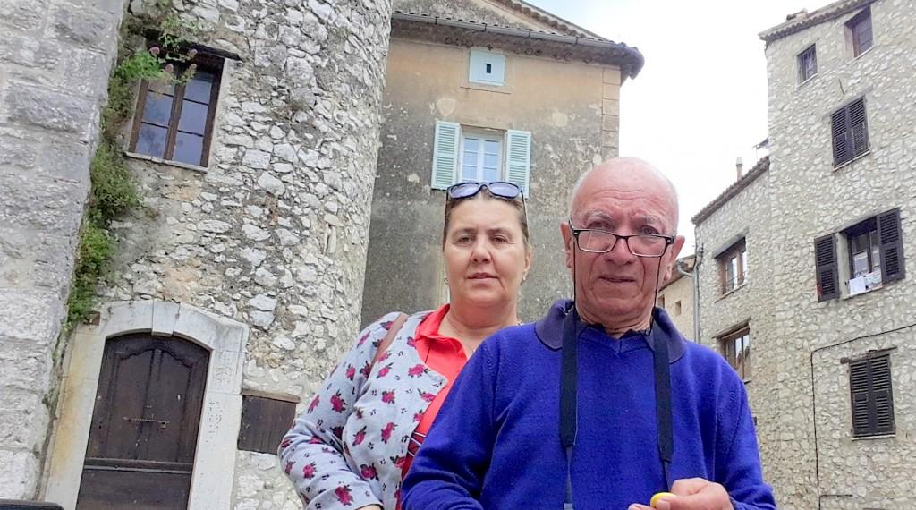 Gourdon-Cote D'Azur-Fransa