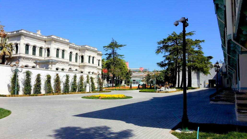 Yıldız Sarayı İstanbul