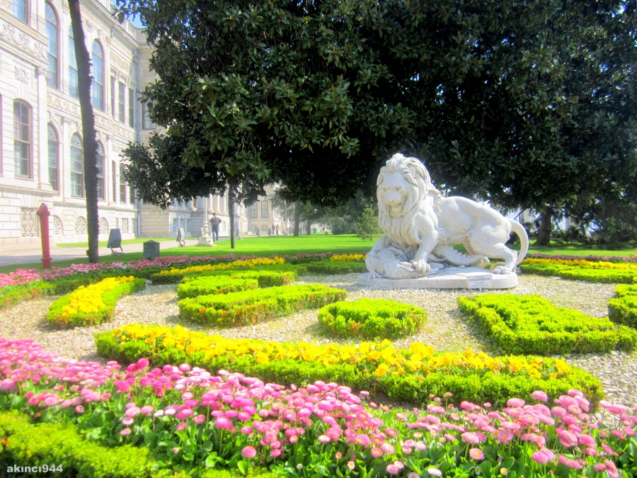 Dolmabahçe Sarayı İstanbul