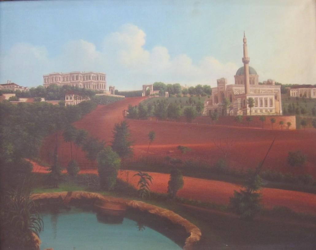 Yıldız Sarayı Hamidiye Camii