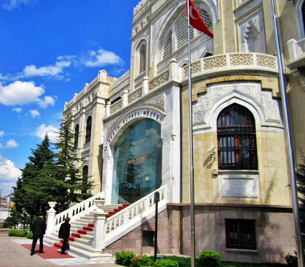 Ankara Resim ve Heykel Müzesi (2)