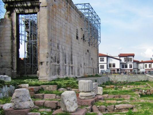 Augustus ve Roma Tapınağı