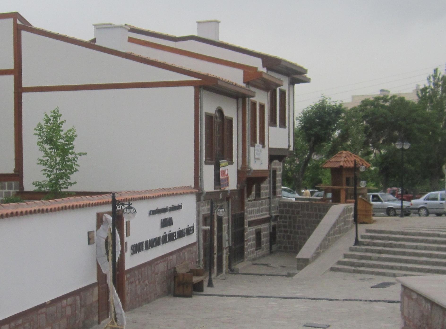 Hamamönü Alt?nda?, Ankara