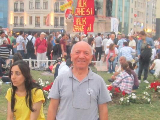 Taksim Gezi Parkı İzlenimleri (117)