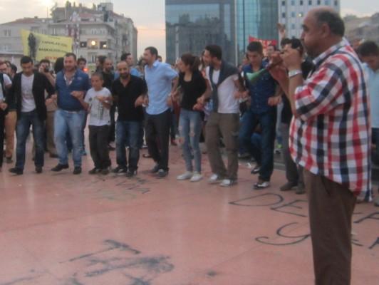 Taksim Gezi Parkı İzlenimleri (122)